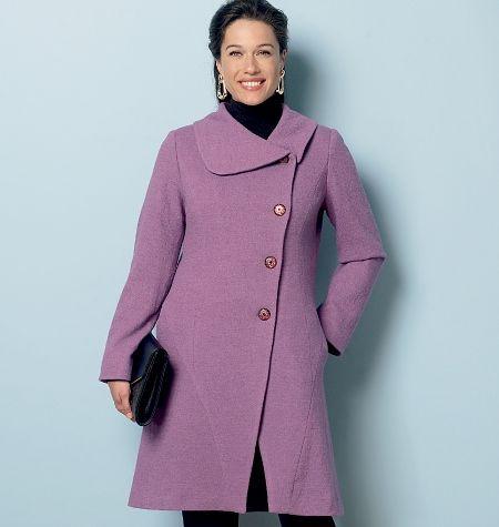 Modele de manteau pour femme