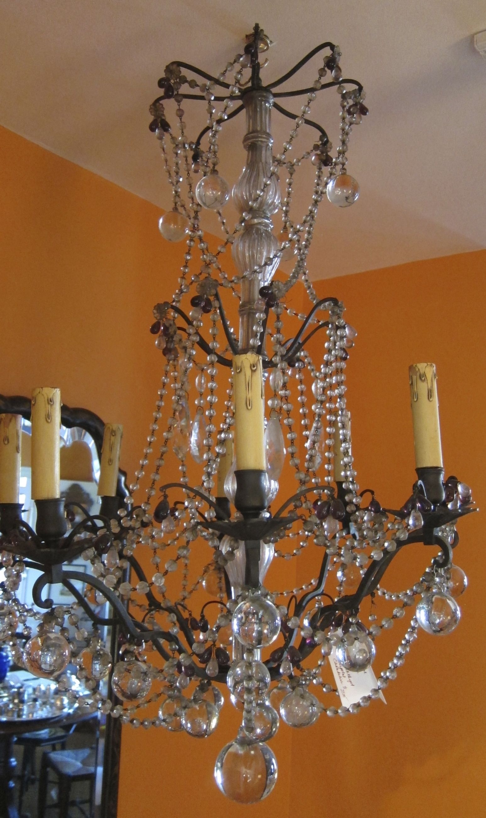 chandelier renovation chandeliers japanese art fashionable a sydney cottage pin in for vintage deco sale
