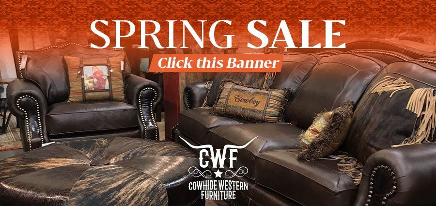 Western Living Room Furniture Ranch Affordable Western Style Living ...