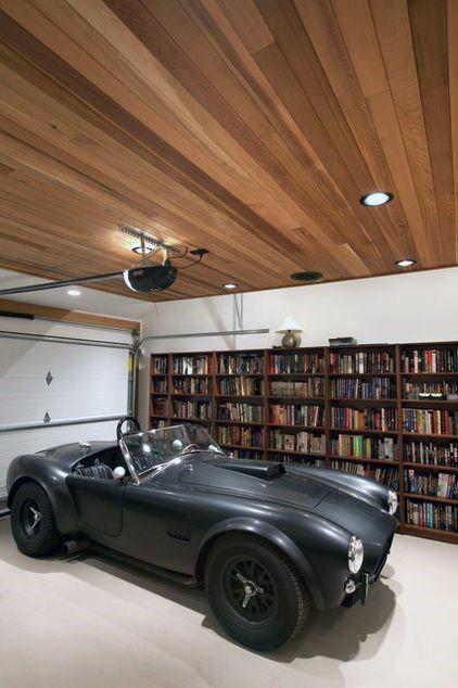 50 Man Cave Garage Ideas Modern To Industrial Designs Modern