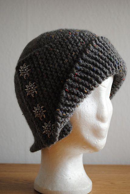 Knitting Pattern Hood Hat : Robin Hood pattern by Grace Akhrem Grace omalley ...