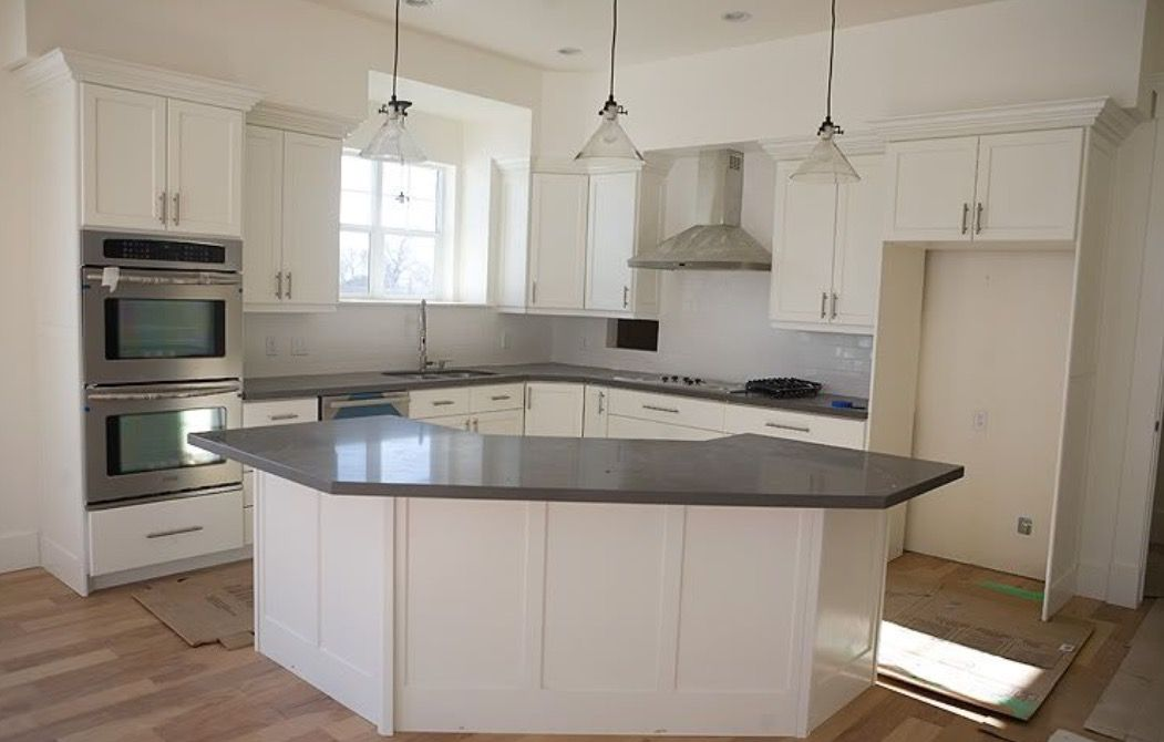Double Oven Separate Countertop Stove Lighting Colors And Its In My Kitchen Layout Kitchen