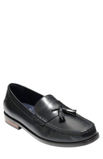 2c70d8a0f57 COLE HAAN PINCH FRIDAY TASSEL LOAFER.  colehaan  shoes