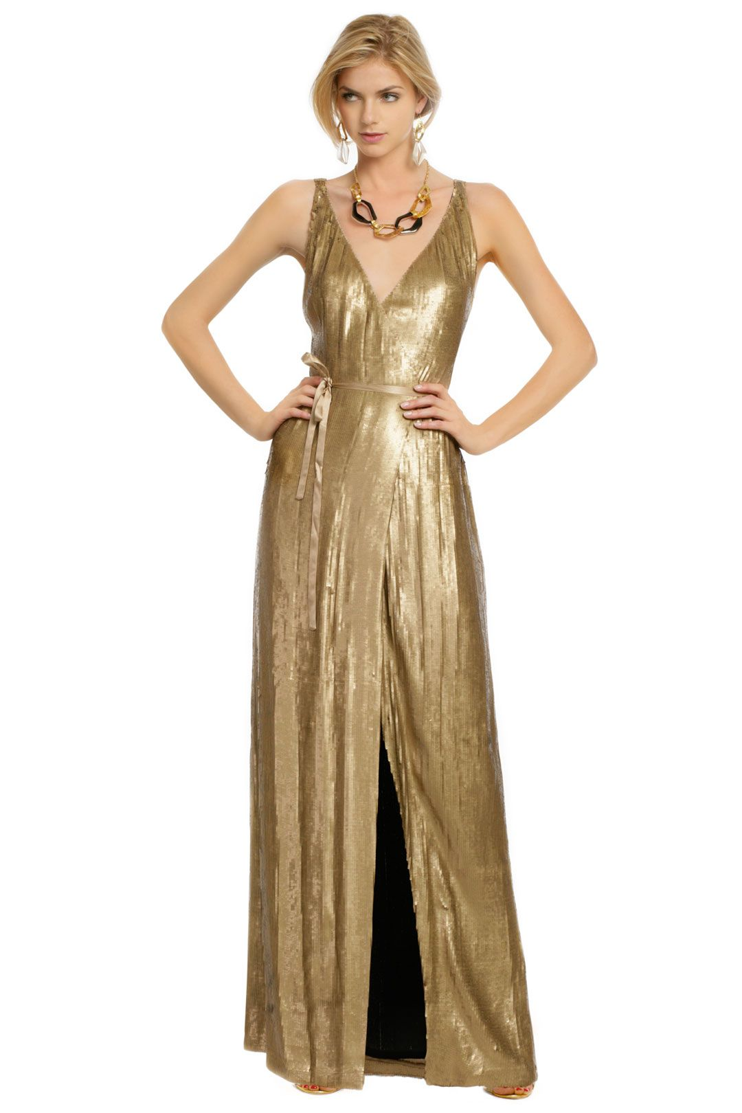 Clarice gold sequin gown gold sequin gown diane von furstenberg clarice gold sequin gown gold bridesmaidsgold bridesmaid dressesfall ombrellifo Gallery