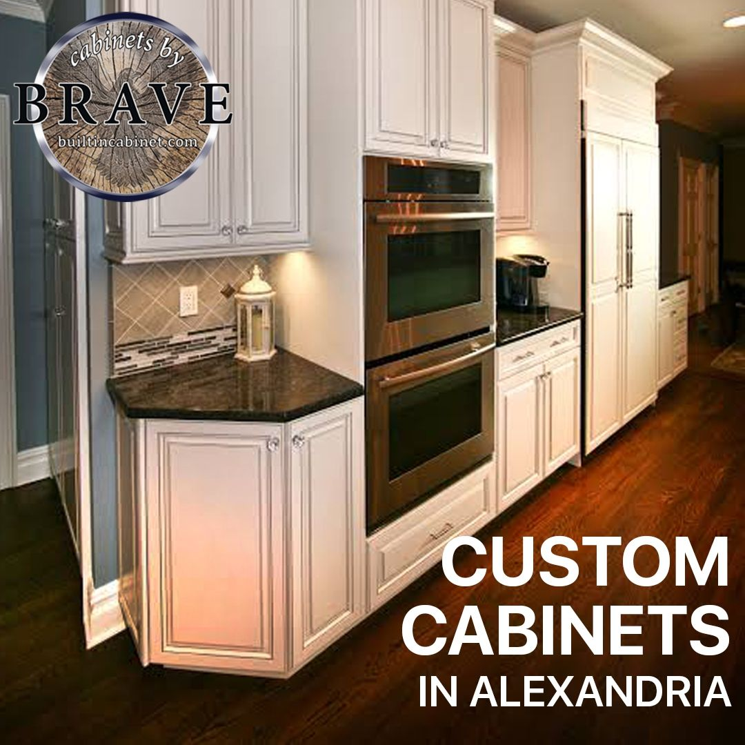Custom Cabinets In Alexandria Are Made Specifically For You Every Inch Is Measured Against Your Installation Area And The In 2020 Custom Cabinets Cabinet New Cabinet