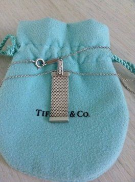 Tiffany & Co. Somerset Diamond Necklace $300