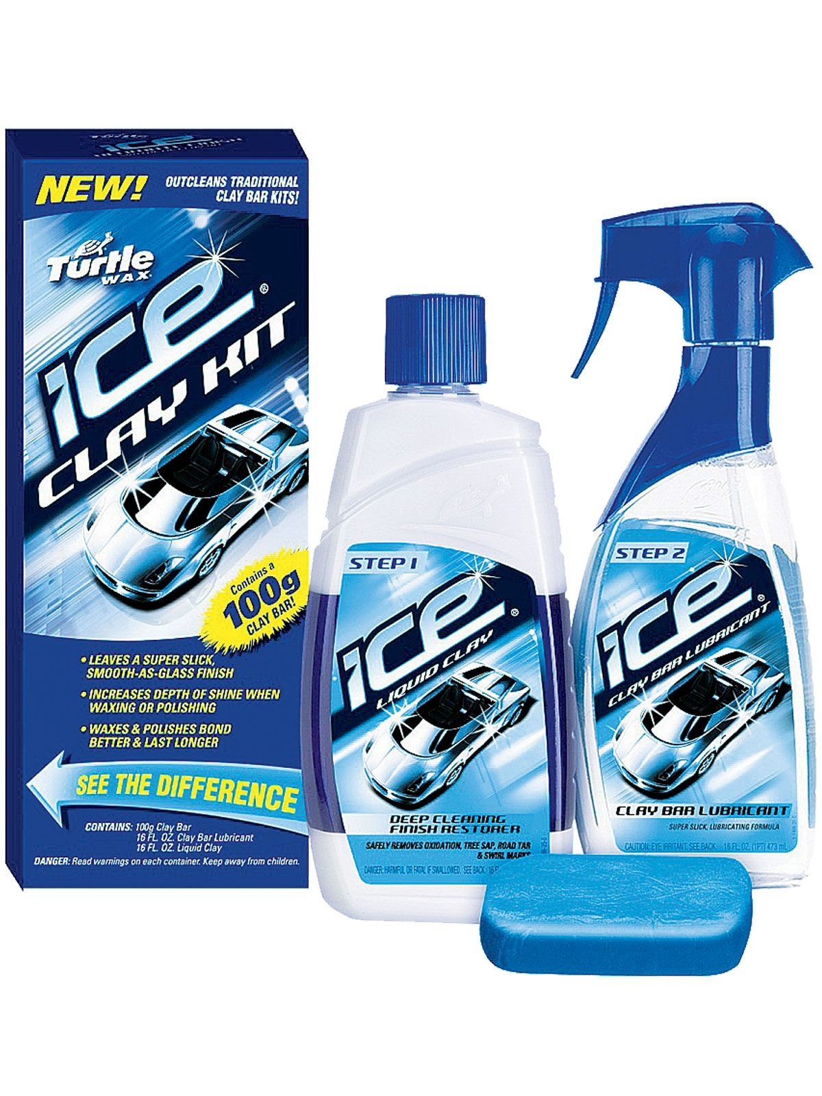 Turtle Wax Ice Car Care Kit | Car Care | Ice car, Car care