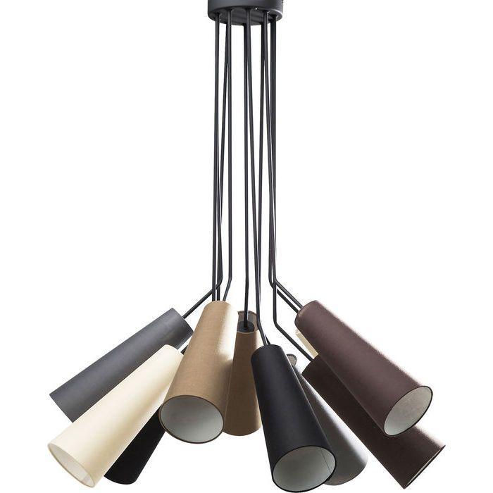 Hängeleuchte Multi Speaker 10er - KARE Design KARE Pinterest - design deckenleuchten wohnzimmer