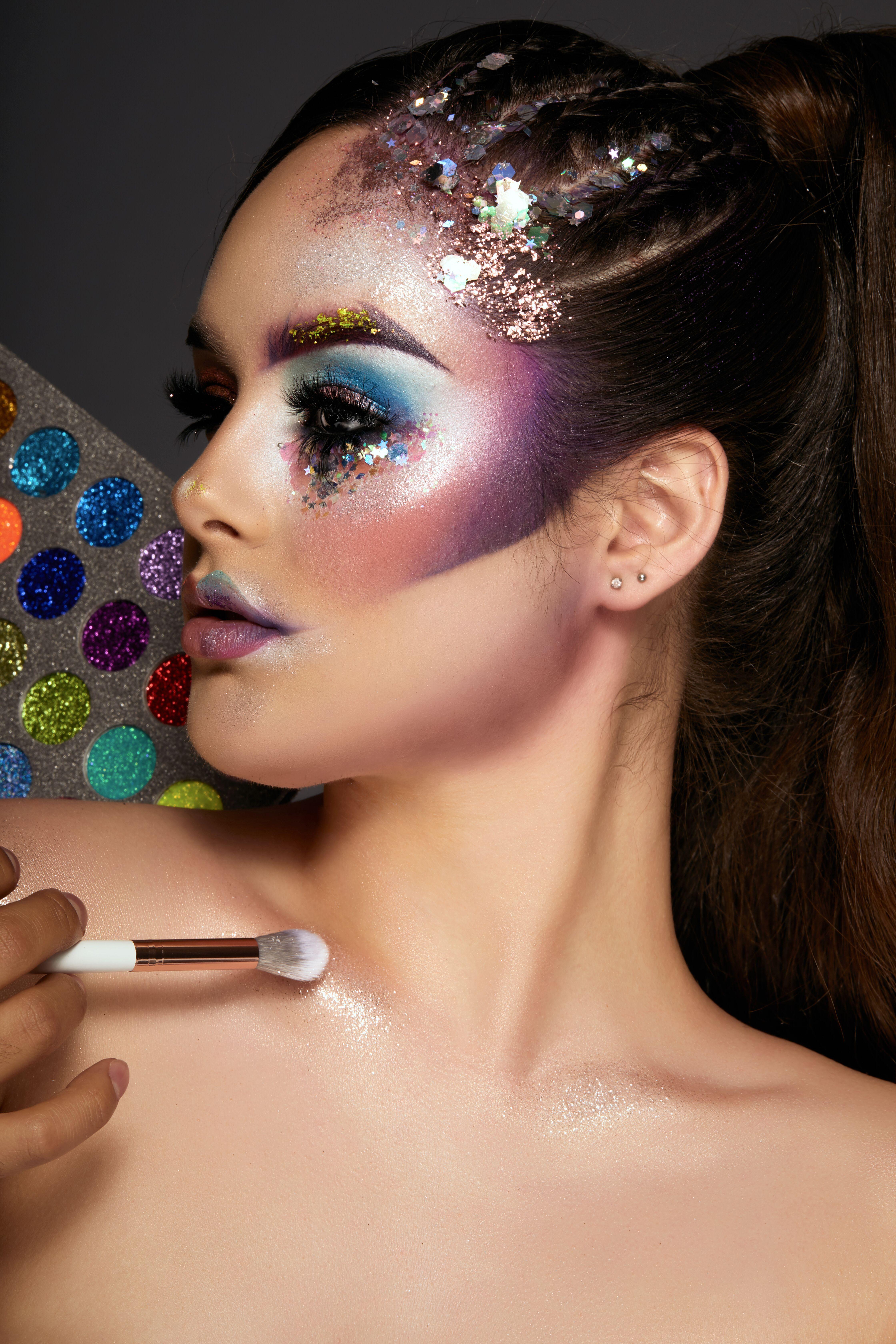 Mbm Glitter Pallete My Beauty Mark Cosmetics Cosmetic Grade Glitter My Beauty Beauty Mark