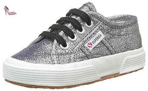 2750 Lamew, Sneakers Basses Femme, Gris - Grau (980), 42Superga