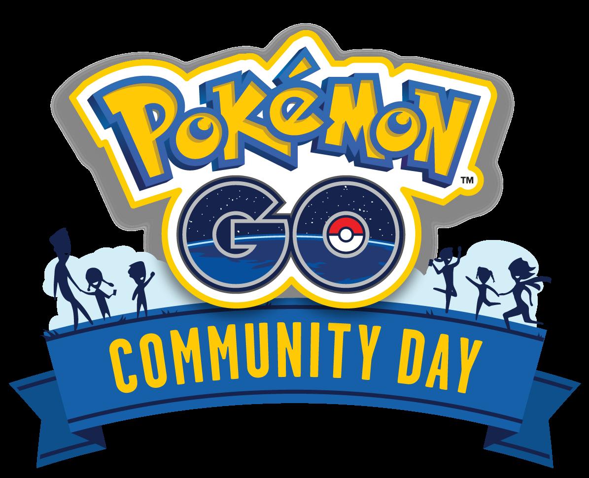 Pokemon Go Community Day Pokemon Go Pokemon Go Pokemon Logo Pokemon