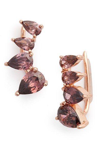 Galleria armadoro 'Poire' Ear Crawlers
