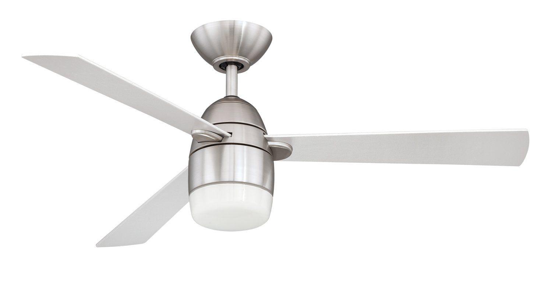 Latitude run schreffler blade ceiling fan with remote ceiling