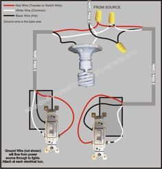 3 way switch wiring diagram for more great home improvement tips 3 way switch wiring diagram