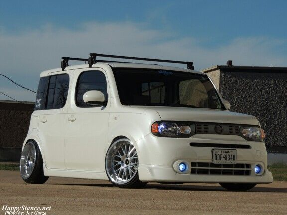Pin By Tony Gray On Cubes With Images Nissan Cube Car