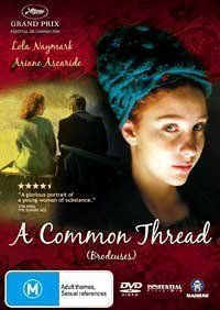 A Common Thread 2004 Poster Disney Embroidery Screen Time