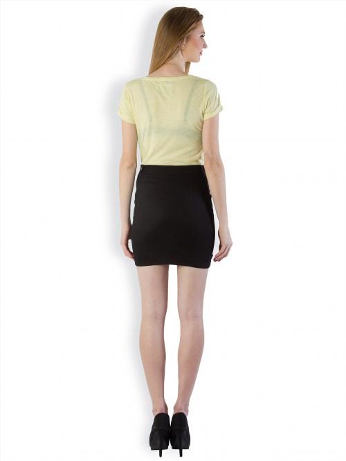 20.00$  Buy now - http://vikjy.justgood.pw/vig/item.php?t=70yzttj14727 - Rider Republic Women's Black Flare Pleated Skater Skirt Size:26 20.00$