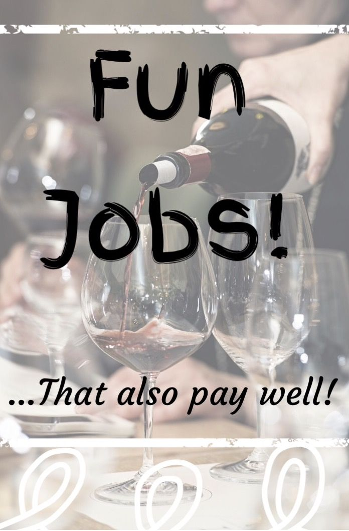 This List Will Make You Happy To Ignore Boring Jobs Boring Job Good Job High Paying Jobs