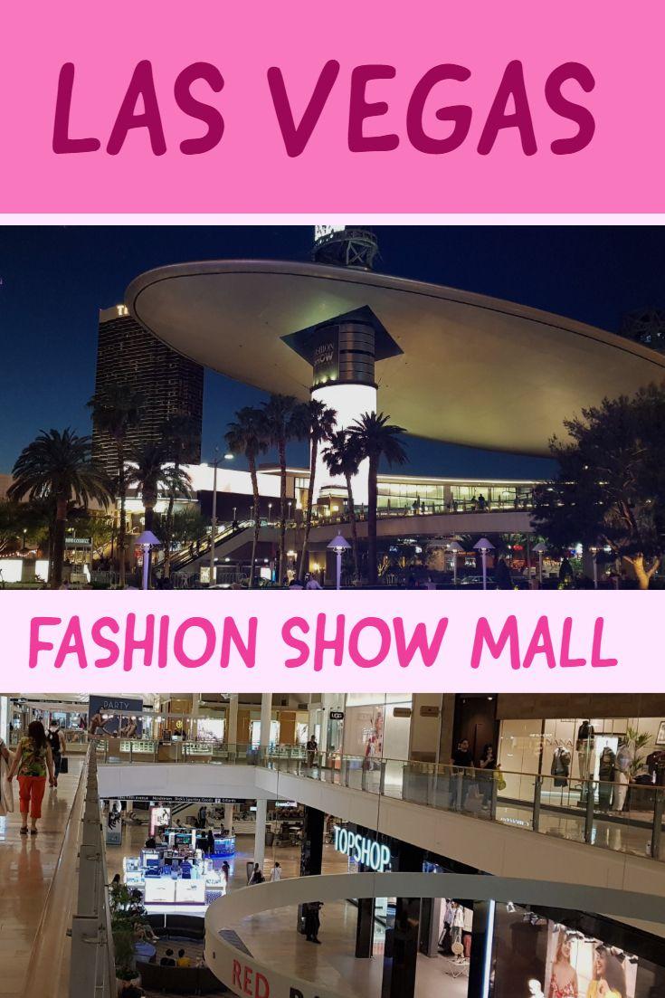Photo of Fashion Show Mall Las Vegas!