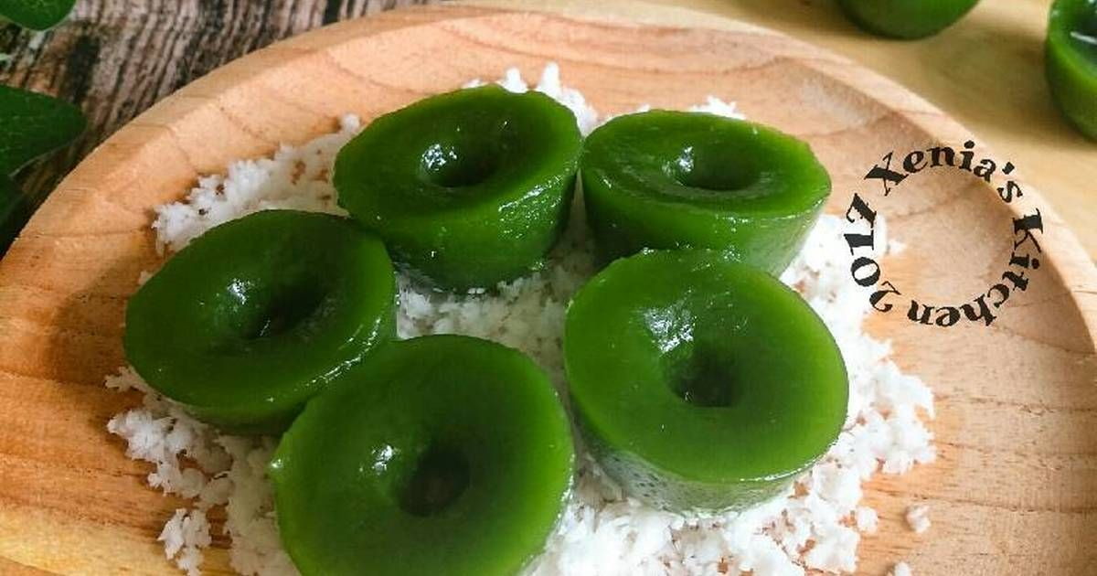 Resep Kue Lumpang Ijo Oleh Retno Nia Sari Xenia S Kitchen Resep Makanan Resep Kue Makanan Dan Minuman