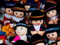 Acquire A Beautiful Doll Traditionally Made In The Otavalo Market Is A Great Souvenir Of This Beautiful Visit Peru Travel Itinerary Design South America Travel