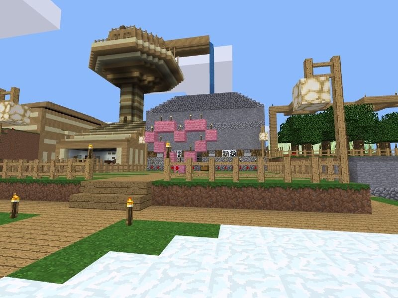 Map of Stampy\'s Lovely world For Agent L | minecraft | Pinterest