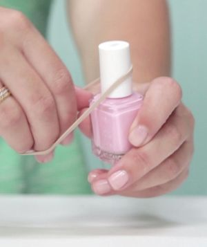 How To Open A Stuck Bottle Of Nail Polish Video Wedding Nail Polish Nail Polish Nail Polish Bottles
