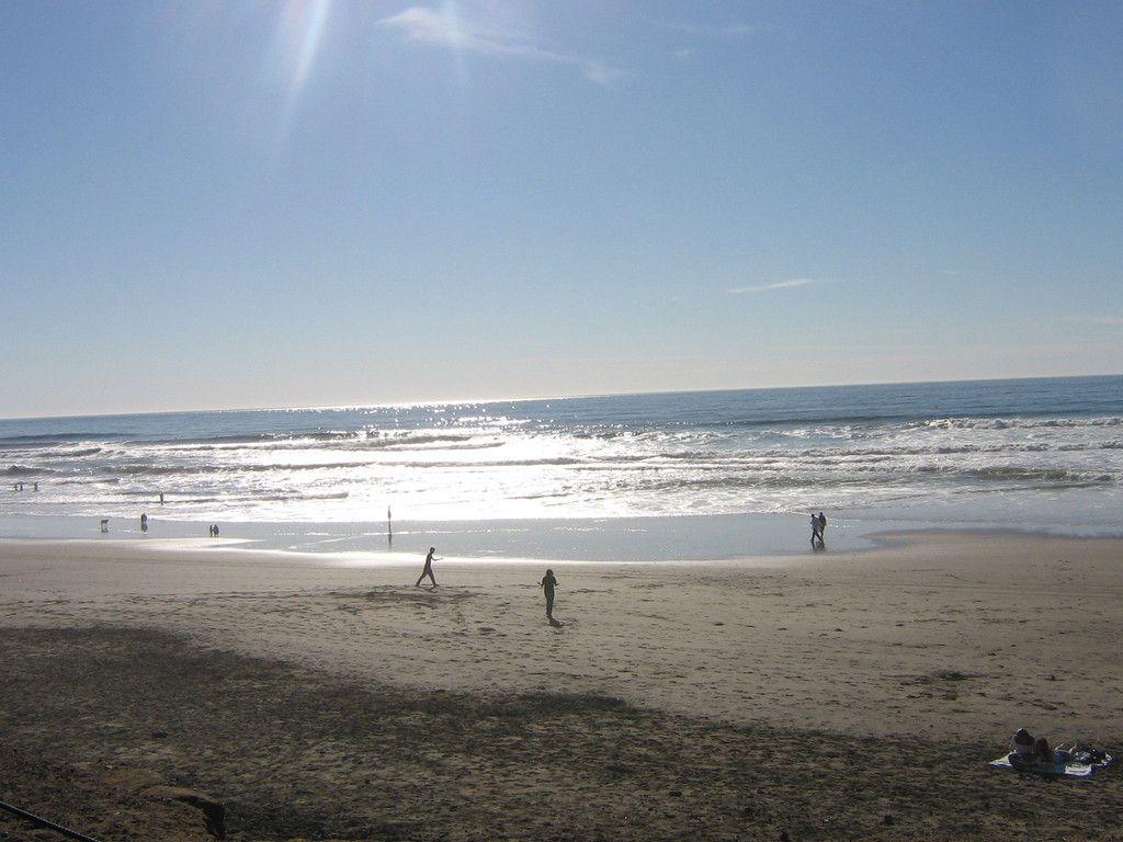 Beach  C B Ocean Beach San Francisco