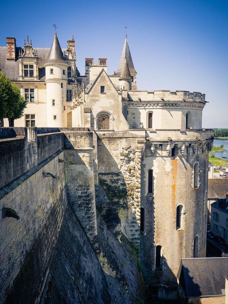 France Castles France Amboise French Castles