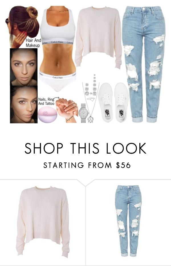 """."" by cb2698 ❤ liked on Polyvore featuring Acne Studios, Topshop and Michael Kors"