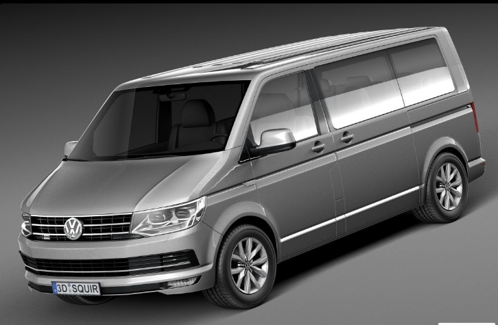 The 2018 Vw Transporter offers outstanding style and technology both ...