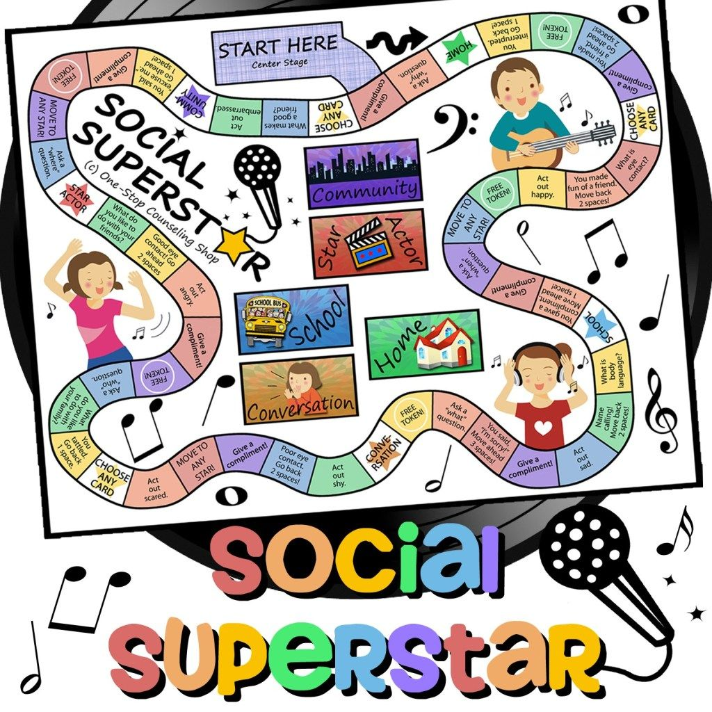 New Product Social Superstar Game