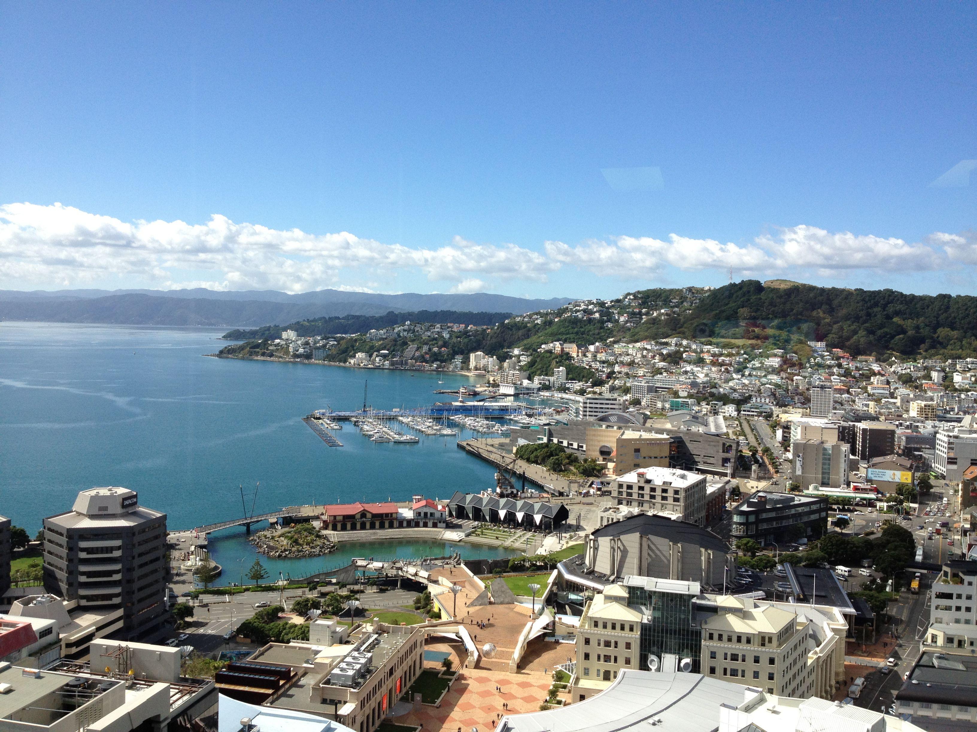 Wellington Nz Favorite Places Places Visiting