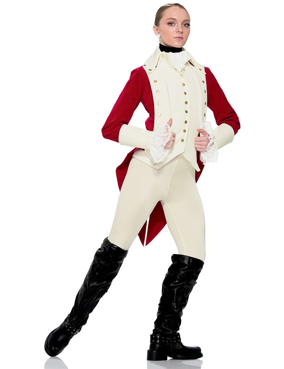 founding fathers jacket art stone the competitor dance costumes