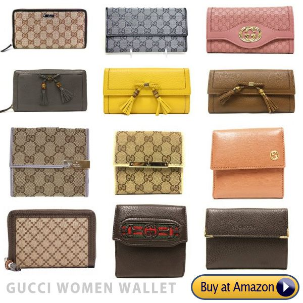 d9055812b378 gucci name brand wallets for women