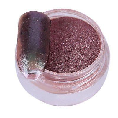 1g Mirror Chrome Effect Glitter Dust Magic Shimmer Nail Art Powder Brush US#9 https://t.co/7EC71LI0Fy https://t.co/FYglIswl8o