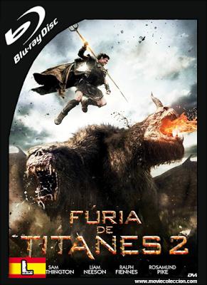 Furia De Titanes 2 2012 Brrip Latino Furia De Titanes Ira De Titanes Furia De Titanes 2