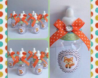 12 pequeña 35 jirafa niña bebé ducha bebé por Marshmallowfavors