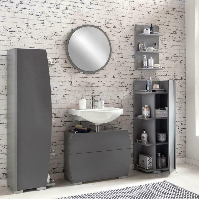 Pin Auf Badezimmermobel