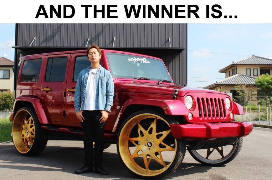 most ugly jeep wrangler? random jeep photos jeep, jeep wranglermost ugly jeep wrangler?