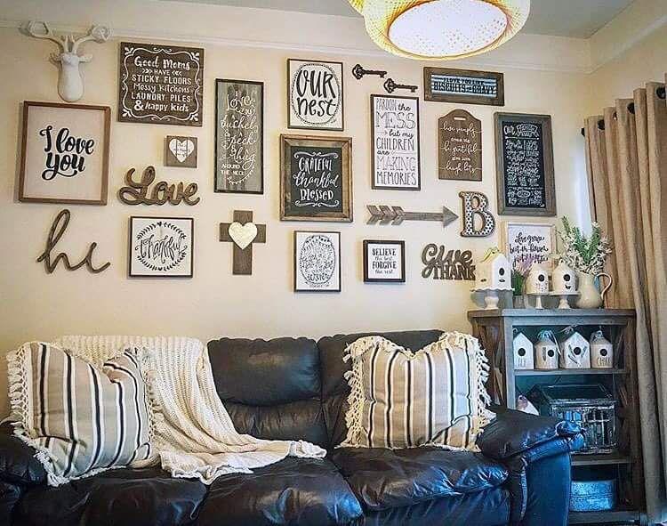 45 Exclusive Diy Wall Decoration Ideas To Adorn Blank Walls Wall Decor Living Room Room Wall Decor Wall Decor Bedroom