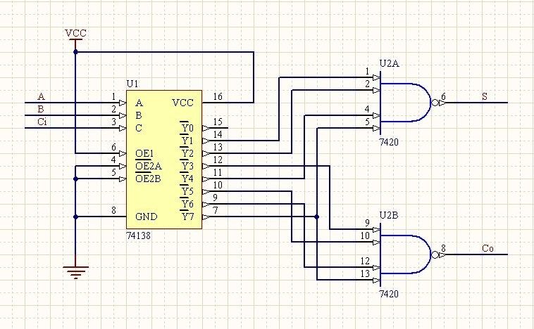 How Can We Implement A Full Adder Using Decoder And Nand Gates Quora Implement Canning Gate