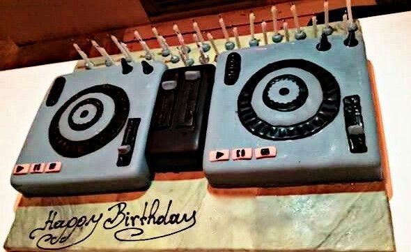 Happy Birthday Dj Happy Birthday Birthday