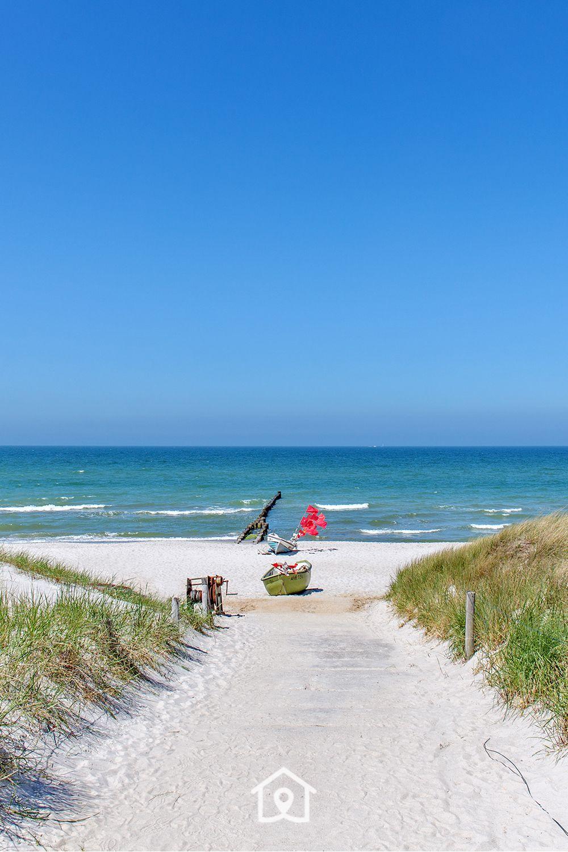Ferienwohnungen im Fischland   Ferienhaus am strand, Urlaub, Reisen