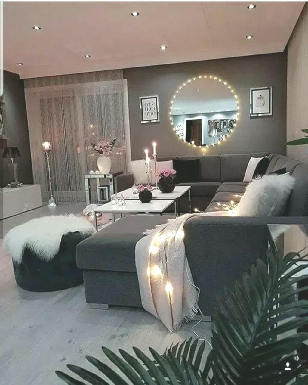 45 Impressive Apartment Living Room Decorating Ideas On A Budget