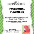 This lesson is intended for Algebra 2 students with a basic understanding of polynomials. This is the first lesson in a nine-lesson unit on POLYNOM...
