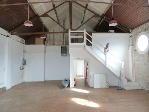 Warehouse Fit Out Loft Spaces Rent In London Live Work Space