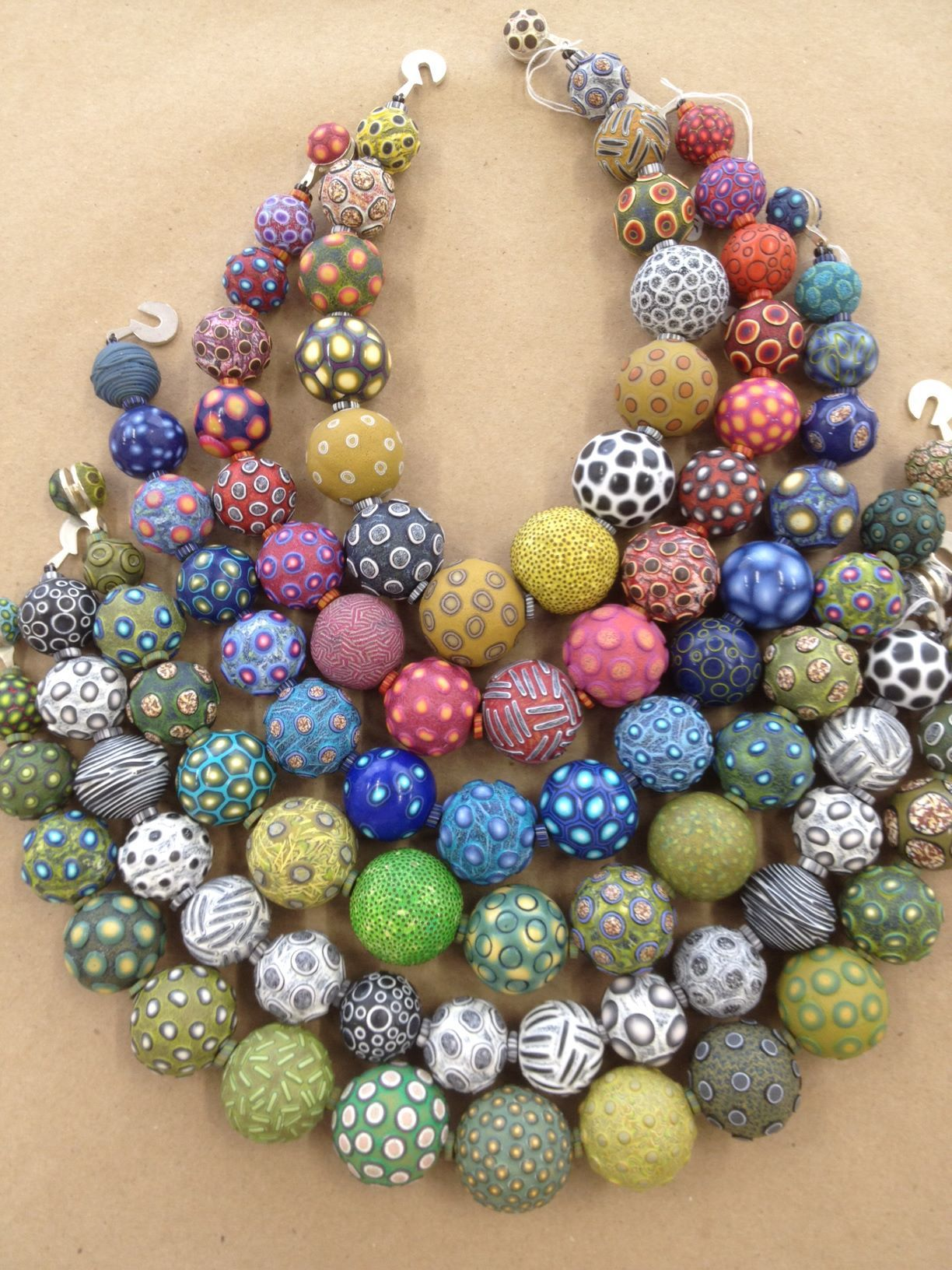 Ford & Forlano - Lots & lots of big beads