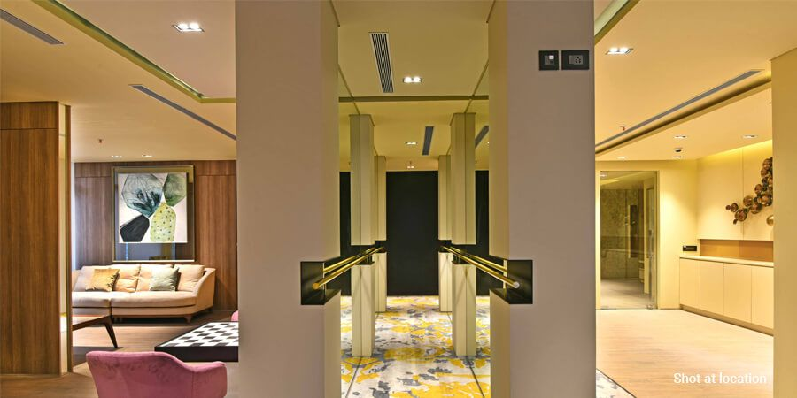 Experience The Luxurious Amenities And World Class Facilities In