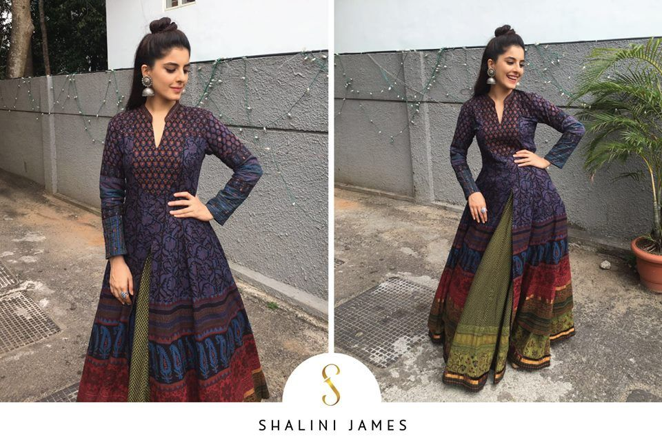 Gorgeous Actress Isha Talwar In A Shalini James Design At The Inauguration Of Oxygen Digital Store In Trivandrum Isha L Celebrity Style Maxi Dress Bride Dress